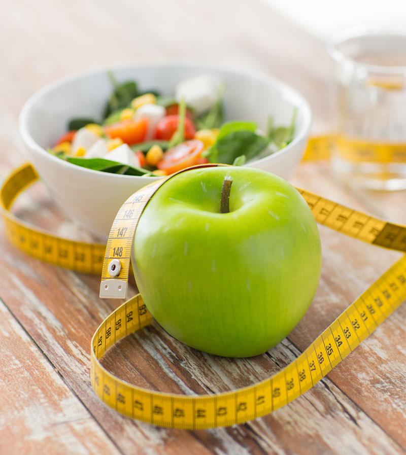 A vous de choisir votre regime alimentaire