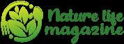 Logo nature life magazine