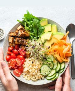 Manger 100% naturel et bio