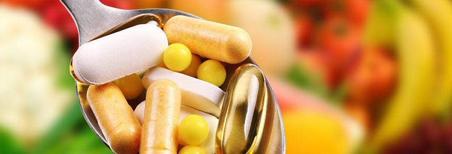 Le plein de vitamines