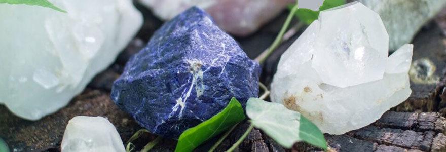 recharger les minéraux